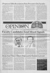 The Opinion Volume 30 Number 9 – January 31, 1990