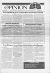 The Opinion Volume 32 Number 16 – April 21, 1992